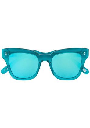 Chimi mirrored square sunglasses - Blue