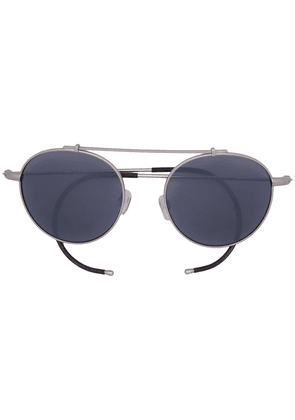 Ep0khe 'XOA' sunglasses - Metallic