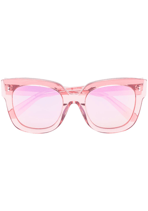 Chimi pink 008 square sunglasses
