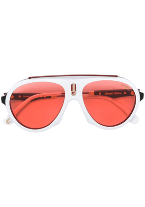 Carrera Flag special edition sunglasses - White