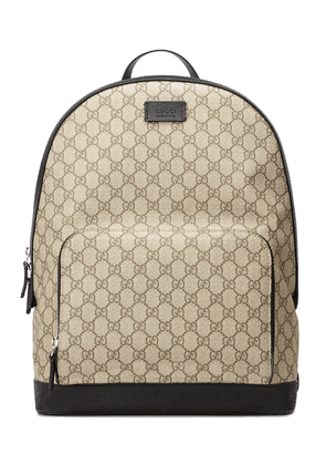 Gucci GG Supreme backpack - Neutrals