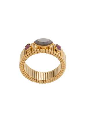 Gas Bijoux Strada ring - Metallic