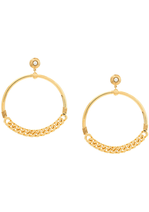 Gas Bijoux Sorane hoop earrings - Metallic