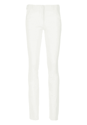 Gloria Coelho straight trousers - White
