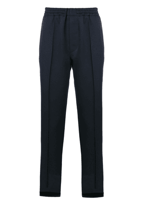 Marni smart track trousers - Blue