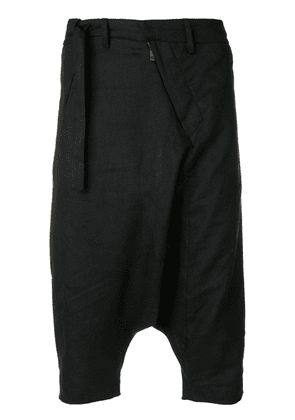 A New Cross tornado shorts - Black