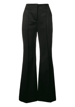 Dorothee Schumacher classic flared trousers - Black