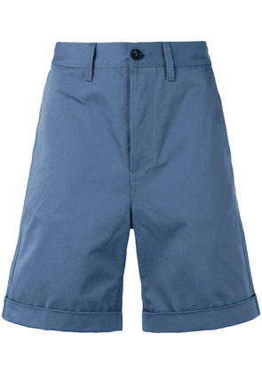 Gucci tailored shorts - Blue