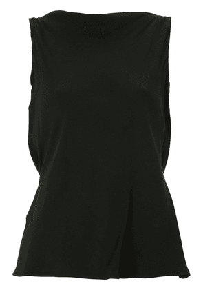 Christopher Esber Lost Minutes backless top - Black