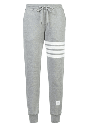 Thom Browne Classic Sweatpants In Classic Loop Back With Engineered