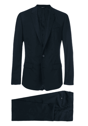 Dolce & Gabbana formal two-piece suit - Blue