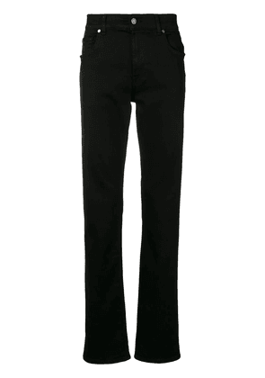 7 For All Mankind straight leg jeans - Black