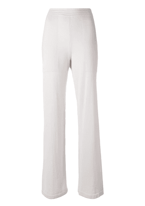 Calvin Klein knitted flared trousers - 685