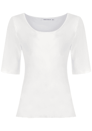 Gloria Coelho silk blouse - White