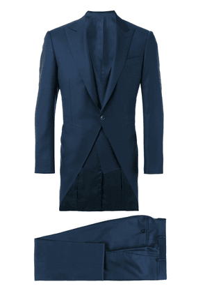 Canali three piece dinner suit - Blue
