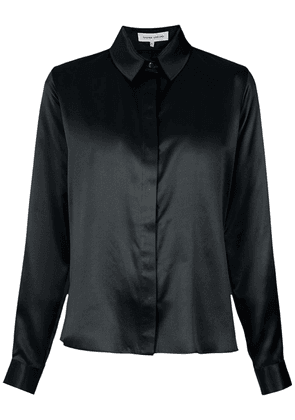 Gloria Coelho silk classic shirt - Black