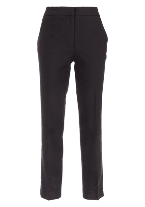 Egrey straight tailored trousers - Black