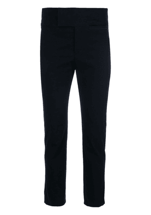 Isabel Marant cropped chinos - Black