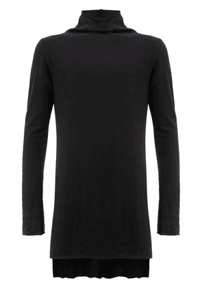 Cedric Jacquemyn roll neck jumper - Black