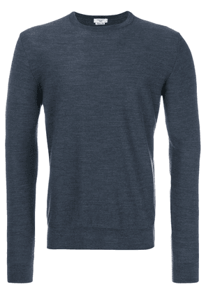 Fashion Clinic Timeless crew-neck jumper - Blue