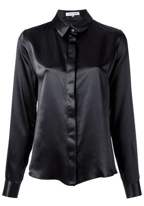 Gloria Coelho silk shirt - Black