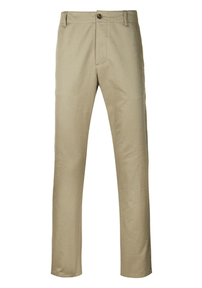 Gucci slim fit chinos - Neutrals