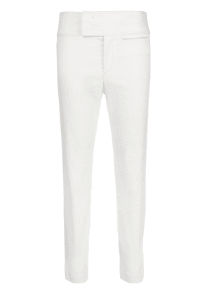 Isabel Marant cropped chinos - Neutrals