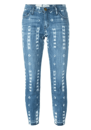 Current/Elliott distressed jeans - Blue