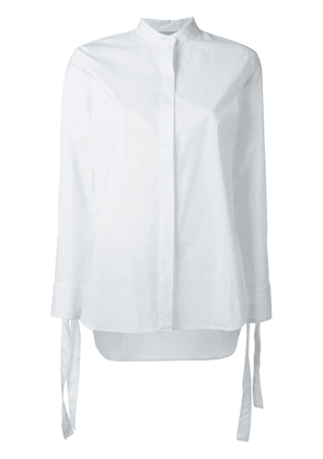 Erika Cavallini plain shirt - White