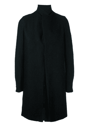 Cedric Jacquemyn long belted suit jacket - Black