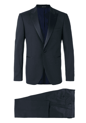 Dinner two piece evening suit - Blue