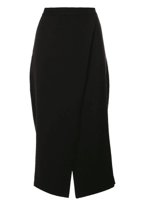 Ioana Ciolacu cropped trousers - Black