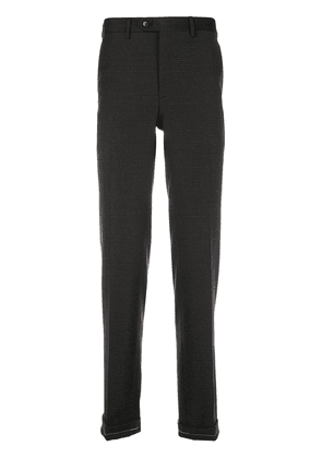 Brioni classic tailored trousers - Grey