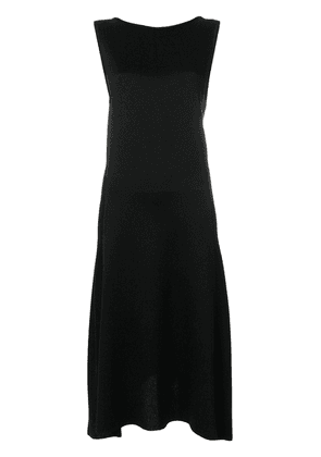 Isabel Marant boat neck midi dress - Black