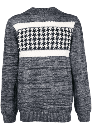 A.P.C. knit sweater - Blue
