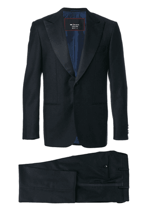 Kiton two piece dinner suit - Blue