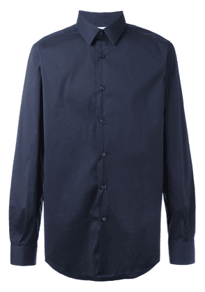 Fashion Clinic Timeless classic buttoned shirt - Blue