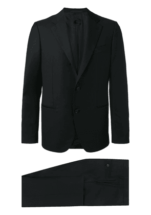 Caruso two button suit - Blue
