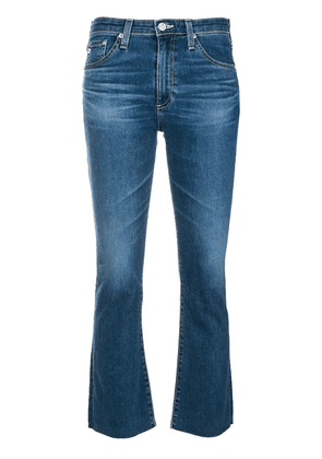 Ag Jeans faded slim fit jeans - Blue