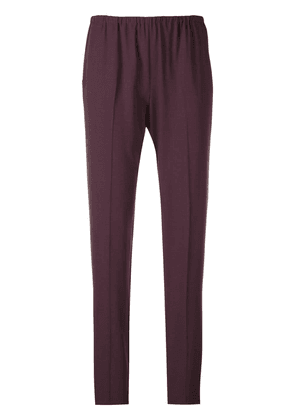 Forte Forte slim pull-on trousers - Pink