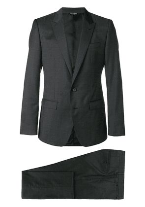 Dolce & Gabbana perfectly fitted suit - Grey