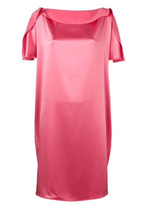 Gianluca Capannolo cocktail shift dress - Pink
