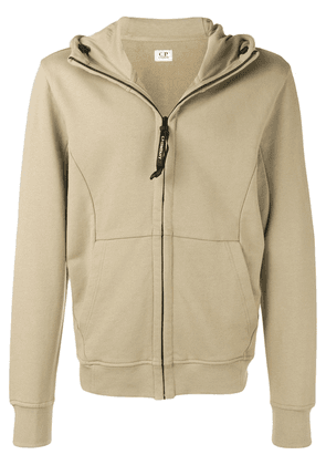 CP Company Goggle hoodie - Neutrals