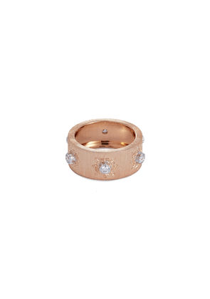 'Macri' diamond gold ring