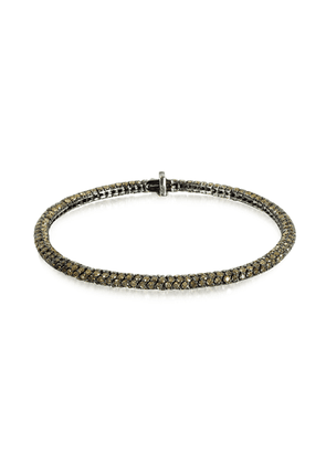 Christian Koban Designer Bracelets, Clou Brown Diamond Bracelet