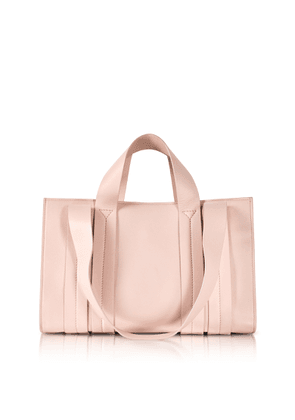 Corto Moltedo Designer Handbags, Costanza Beach Club Medium Natural Nappa Leather Tote