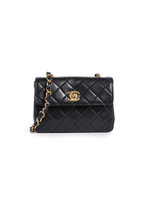 b33f31f5cef7d8 What Goes Around Comes Around Chanel Classic Flap Bag (Previously ...