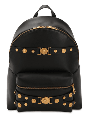 Tribute Leather Backpack