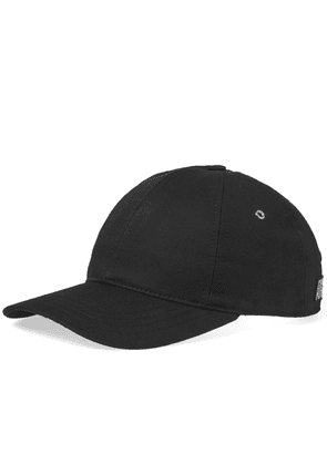 AMI Canvas Cap Black & White