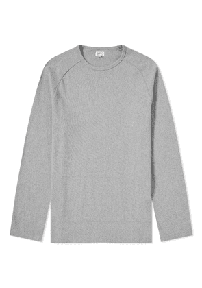 Arpenteur Zef Crew Sweat Grey